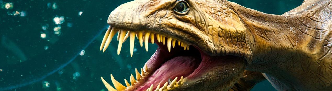 Senckenberg Museum: Dinosaurier live erleben