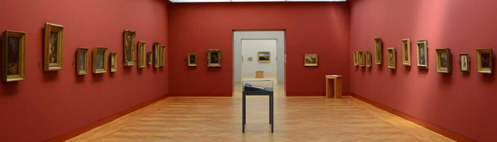 Museum Georg Schäfer Romantiksaal