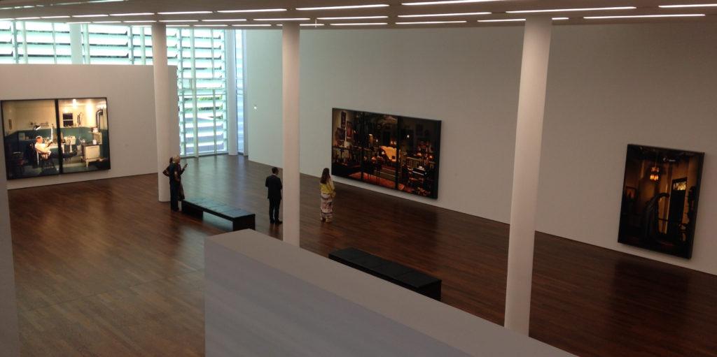 Rodney Graham. Lightboxes @ Frieder Burda Museum. Blick in die Ausstellung