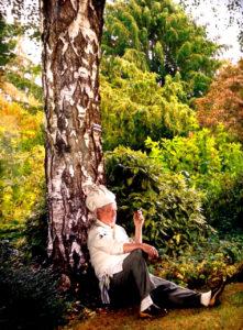 Rodney Graham. Lightboxes @ Frieder Burda Museum. Selbstinszenierung als Koch