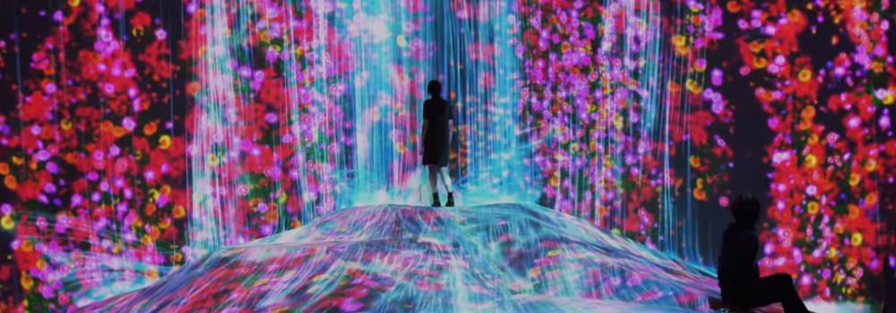 Das erste digitale Museum der Welt: Besucher tauchen in das Kunstwerk ein